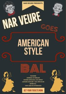 Nar Veure Bal American Style @ DFC